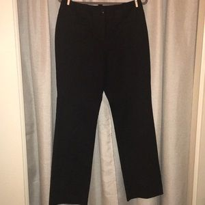 Style and Company black stretchy dress pants